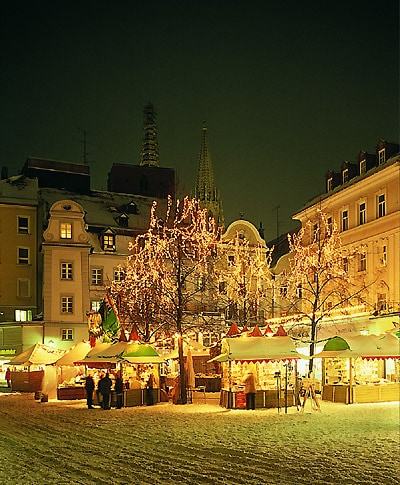 weihnachtsmarkt regensburg gruppenreise portal. Black Bedroom Furniture Sets. Home Design Ideas